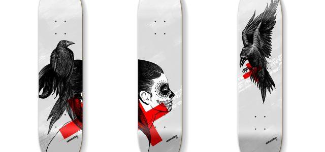 Neue Skate-Decks von Approvedline